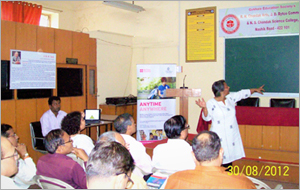 british council seminar at bytco college
