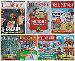 Tell Me Why Series